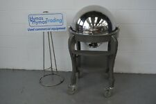 More details for  carvery server bain marie chafing dish trolley sunday roast etc  £380 + vat