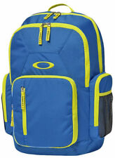 NWT Oakley Works 25L Pack / Backpack Midnight Blue / Yellow
