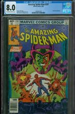 Amazing Spider-Man 207 CGC 8.0 Very Fine Free Shipping!