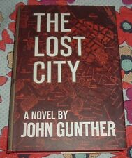 1964 THE LOST CITY John Gunther Newspaper Man's Time in Pre-WWII OLD VIENNA