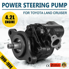 Power Steering Pump Toyota Land Cruiser HZJ75 HZJ80 HZJ105 HDJ80 1HZ 1HD Diesel