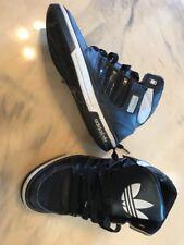 Adidas Size 5.5 Black White Sneakers
