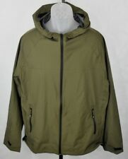 Hawke & Co. Performance Olive Rain Jacket Seam Sealed Men's Size XL New
