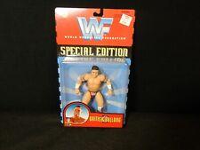 1997 JAKKS PACIFIC BRITISH BULLDOG WWF WRESTLING ACTION FIGURE SPECIAL EDITION