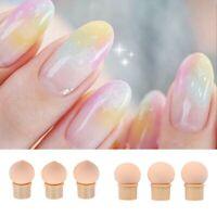 Sponge Tool Schwamm Tupfpinsel Pigment Babyboomer Nail Art Farbverlauf Gel