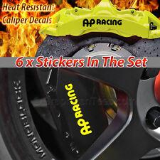 AP Racing Brake Caliper Decal Sticker, Vinyl Graphic