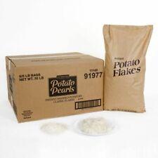 Potato Flakes Instant, 5 Pound - 6 Case