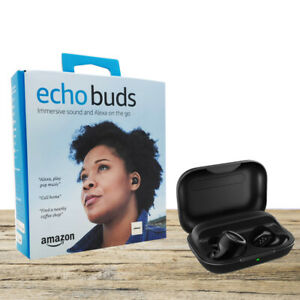 New Amazon Echo Buds - Wireless Earbuds/Headphones With Alexa
