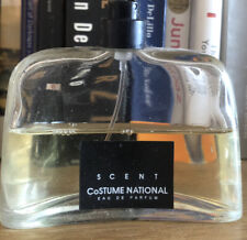 Costume National SCENT Eau De Parfum Spray 100ml/3.4oz Womens NICHE HTF 55-60%