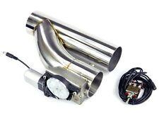 Klappenauspuff-System aus Edelstahl inkl. Schalter - 70mm  | Auspuffklappe