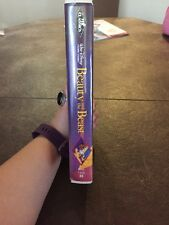 Beauty and the Beast (VHS,100%Original Packaging black diamond