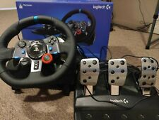 Logitech G29 Driving Force Racing Wheel - Black For Playstation or PC