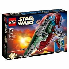 NEW LEGO Star Wars Empire Strikes Back Slave I Ultimate Collectors Series 75060