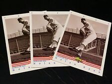 NOLAN RYAN 1992 Classic Best LOT of ( 3 ) Promotional PROMO Cards #PR1 SAMPLES