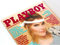Playboy April 1982 (Fine) Playmate Lynda Rhys Vaughn, Mariel Hemingway (Cover)