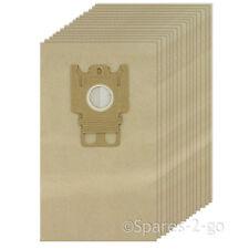 15 x Carta GN Tipo Hoover sacchetti per Miele S2110 S2111 Autumn Red vuoto