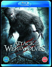 Attack Of The Werewolves - Blu-Ray Disc - with 3D Cover -