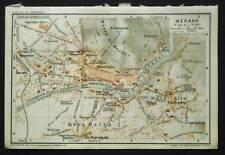 Antica=Topografica=MERANO_TRENTINO= Scala1:16500.1907..