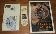 The Little World Of Elves & Fairies an Anthology of Verse Classic Collection