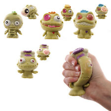 MOSTRO palla ANTI STRESS monster mostro gioco gommoso personaggio horror zombie