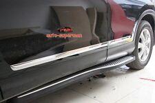 Chrome Side door Body molding mouliding trim For HONDA CRV 2012 2013 2014 2015