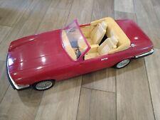 Voiture Barbie Jaguar Mattel 1991