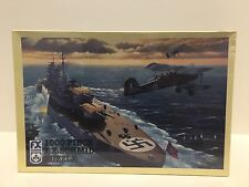 """New """"Sink The Bismarck"""" 1000 Pc. Jigsaw Puzzle by FX Schmid Art by Stan Stokes"""