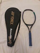 Yonex Super RQ-500 Long 4-5/8 Vintage Tennis Racquet with Cover case vintage