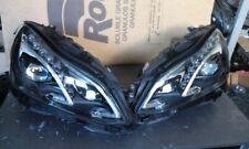 MERCEDES BENZ E KLASSE W212 SCHEINWERFER LED LINKS + RECHTS