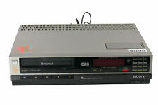 Sony SL-C20E - Betamax