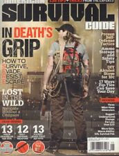 American Survival Guide Magazine In Death's Grip May 2015 010818nonr
