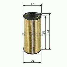 1x Bosch Filtro Olio Bianco di Zinco Elemento P7006 F026407006 [4047024198845]