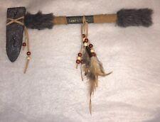 Indian Spear 125cm Native Apache Cherokee Navajo Ute Plastic Novelty Toy