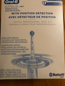Oral B Genius with Position Detection Dental Professional Trial Toothbrush
