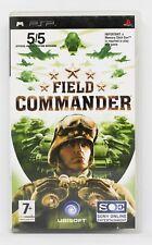 FIELD COMMANDER - PSP - PAL ESPAÑA - SONY COMANDER