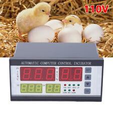 Eggs Incubator Xm-18 Egg Hatcher Temperature Sensor Thermostat Humidity Sensor