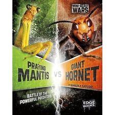 Praying Mantis vs Giant Hornet: Battle of the Powerful Predators by Alicia Z....