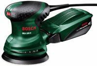 NEW Bosch Green 0603378070 PEX 220 A 240v 125mm Random Orbit Sander