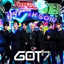 GOT7-HEY YAH (TYPE-B)-JAPAN CD+DVD+BOOK BONUS TRACK Ltd/Ed