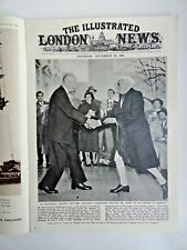 The Illustrated London News - Saturday December 29, 1956