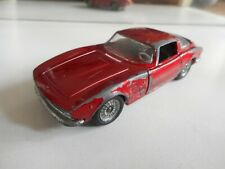 Politoys Export Iso Grifo in Red on 1:43