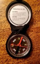 Learning Resources Directional Compass Lanyard Clamshell Case Instructions