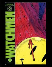 Watchmen #1 Fvf Alan Moore Gibbons Death of Comedian 1st Rorschach Nite Owl etc.
