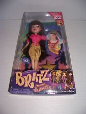 BRATZ DESERT JEWELZ JADE FASHION DOLL WITH NECKLACE FOR YOU NEW IN BOX