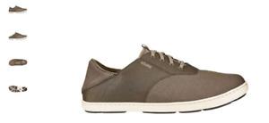 Olukai Nohea Moku Mustang/Husk Sneaker Loafer Men's US sizes 7-14 NEW!!!