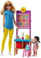 Barbie Careers Teacher Playset DHB63/FJB29 NEW