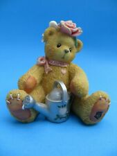"CHERISHED TEDDIES by Enesco ""Rose"" Everything's Coming Up Roses"" Cute"