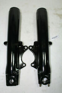 41mm dual disc fork legs sliders 1999 FL Tourin BLACK 45863-84 45870-84 EPS23720
