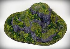 STUB Outcropping D - Tabletop Wargaming, D&D 3D printed hill scatter terrain
