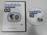 MAFALDA ANIMADA VOLUMEN 2 - DVD SLIM QUINO ESPAÑOL
